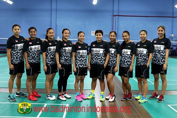 Perempat Final Beregu Asia, Tim Putri Bertemu India, Tim Putra Bertemu Jepang
