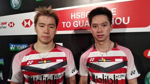 Tiga Wakil Indonesia ke Perempat Final All England 2018