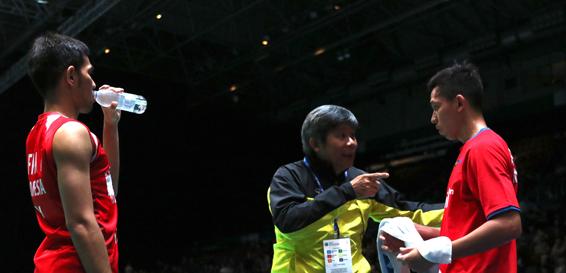 Badminton Asia Championships Ajang Penilaian Ganda Putra untuk Thomas Cup