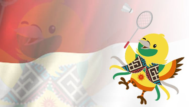 Undian Bulutangkis Asian Games Digelar H-2 image