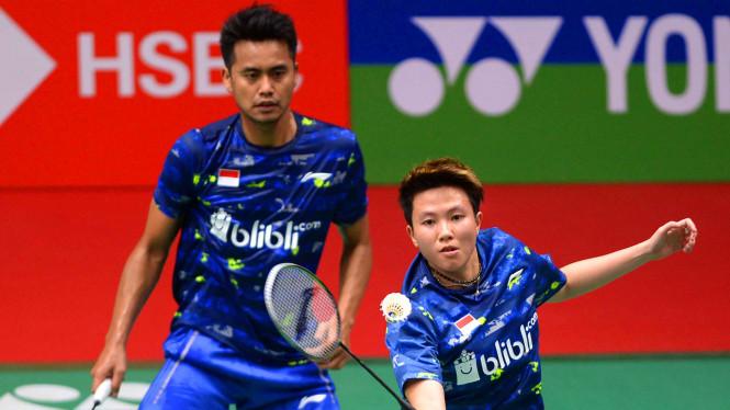 Dilema Kejuaraan Dunia dan Asian Games, Ini Fokus Tontowi/Liliyana