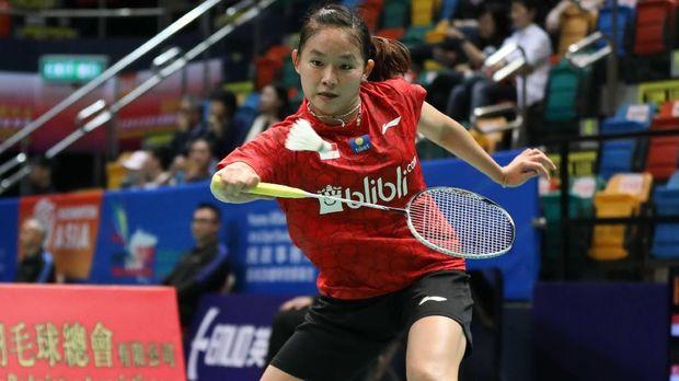 Indonesia ke Semifinal Kejuaraan Bulutangkis Beregu Asia