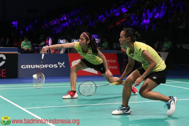 Della/Rizki, Asa Yang Tersisa di Macau Open