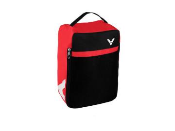 Tas Sepatu Victor BG 1309 CD (Black/Red) image