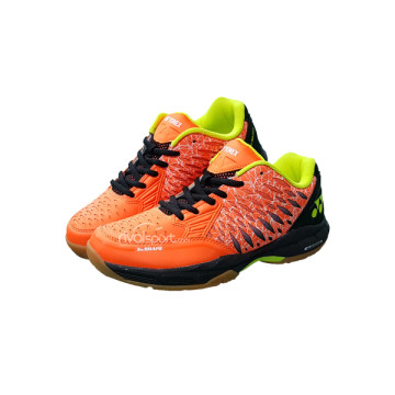 Sepatu Yonex Court Ace Matrix (Orange/Black) image