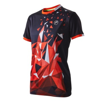Baju Protech RNZ012 (Orange/Black) image