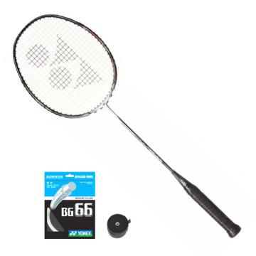 Nanoray 95 DX + Senar BG 66 + Grip Karet image