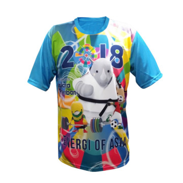 Kaos Asian Games 2018 image