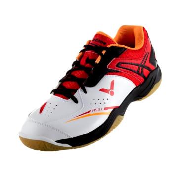 Sepatu Victor A 501 AD (White Red)