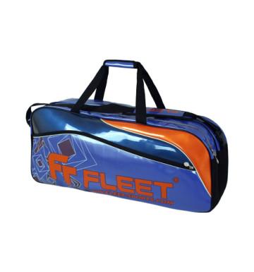 Tas Fleet Tour Bag 604 Purple dan Black Silver image