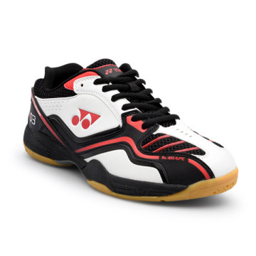Sepatu Yonex All England 03 (White/Black/Bright Red) image