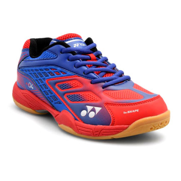 Sepatu Yonex All England 04 (Bright Red/Navy)