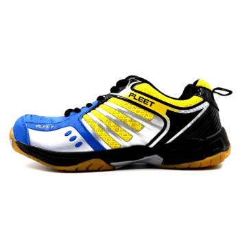 Sepatu Fleet FT BS 29 Junior (Blue/Yellow/Black)