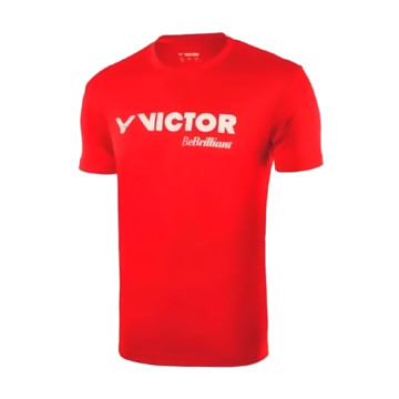 Kaos Badminton Victor T-80028 D (Red) image
