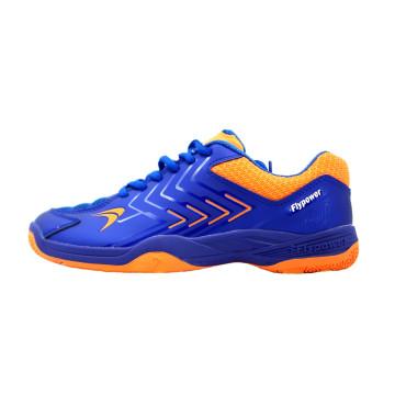 Sepatu Flypower Pawon 4 (Blue/Orange)