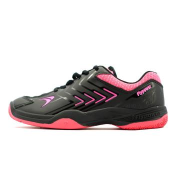 Sepatu Flypower Pawon 4 (Black/Pink)