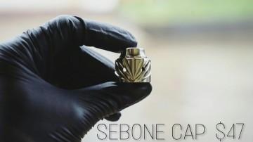 SEBONE CAP BRASS