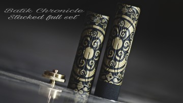 Batik Brass Chronicle Stacked Full set