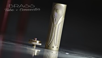 Brass tube + connector chronicle