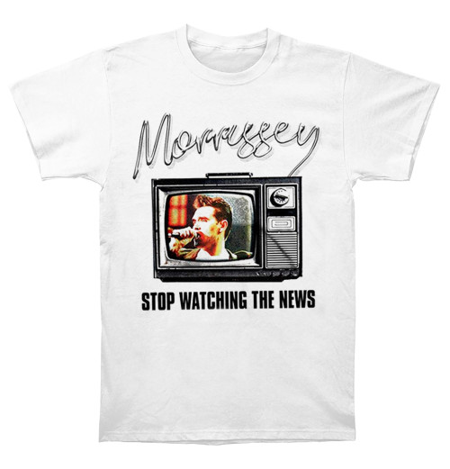Morrissey - Stop Watching The News