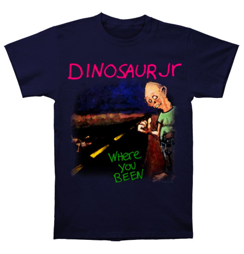 Dinosaur Jr - Where You Been Navy