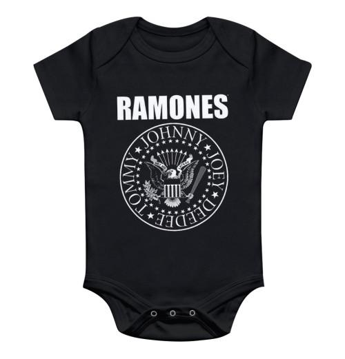 Ramones - Seal Baby Rompers