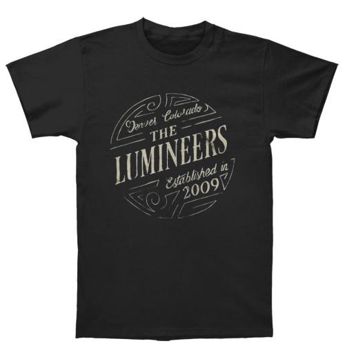 The Lumineers - Circle Logo