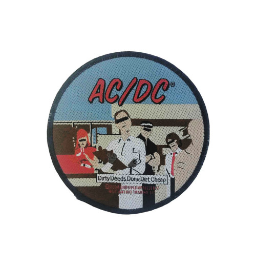 ACDC - Dirty Deeds Patch