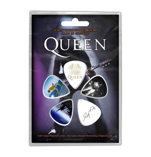 Queen - Brian May Plectrum Pack