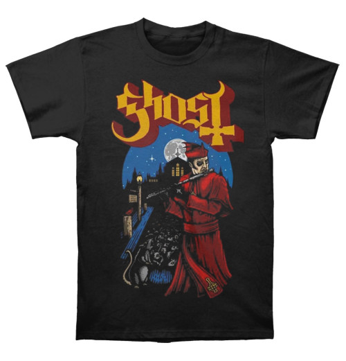 Ghost - Advancing Pied Piper