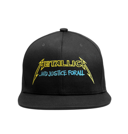Metallica - Justice Bright Starter Snapback