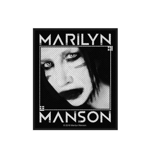 Marilyn Manson - Villain Patch