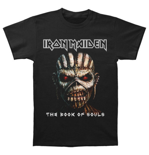 Iron Maiden - Book Of Souls Ver 2