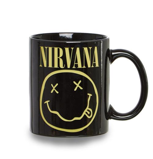 Nirvana - Smiley Mug