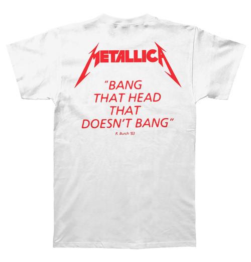 Metallica - Kill 'Em All White