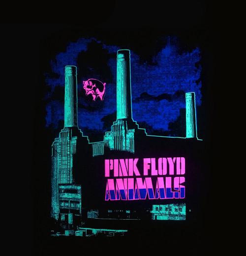 Pink Floyd - Animals Blacklight