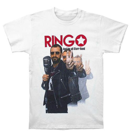 Ringo Starr - Triple Image Fall Tour
