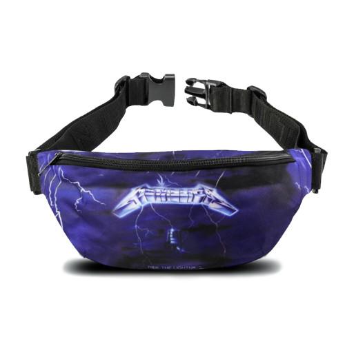 Metallica - Ride The Lightning Waist Bag