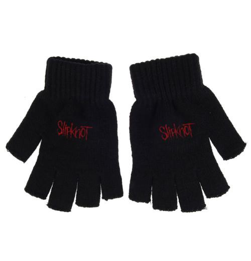 Slipknot - Logo Fingerless Gloves