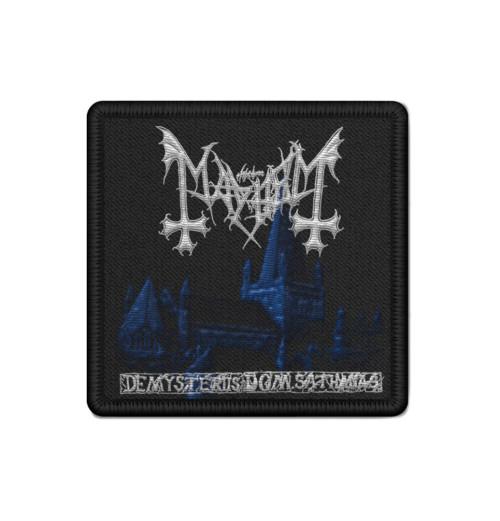 Mayhem - De Mysteriis Dom Sathanas Patch
