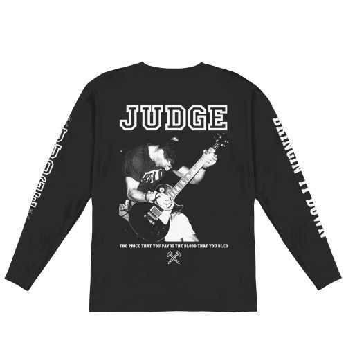 Judge - The Price You Pay Longsleeve