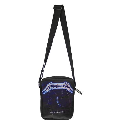 Metallica - Ride The Lightning Cross Body Bag