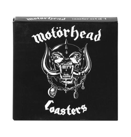 Motorhead - Coaster Pack of 4