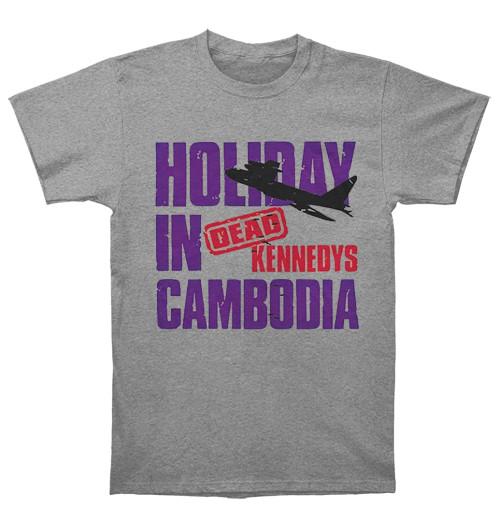 Dead Kennedys - Holiday Plane Grey