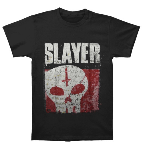 Slayer - Undisputed Attitude Skull
