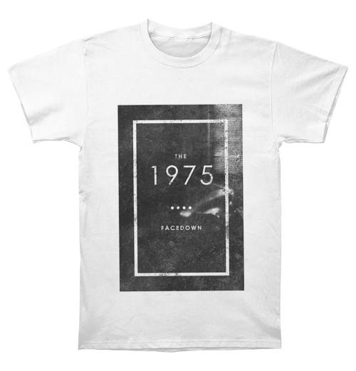 The 1975 - Facedown White