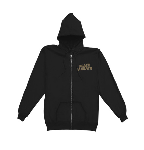 Black Sabbath - Tour 78 Lady Zip Hoodie