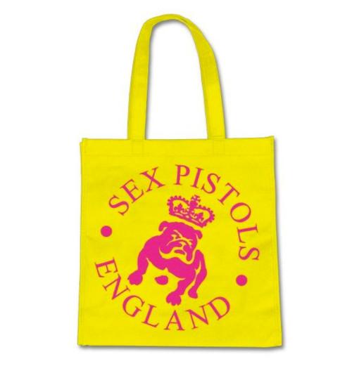 Sex Pistols - Bulldog Logo Trend Version Eco Bag