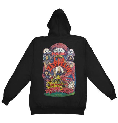 Led Zeppelin - Electric Magic Zip Hoodie