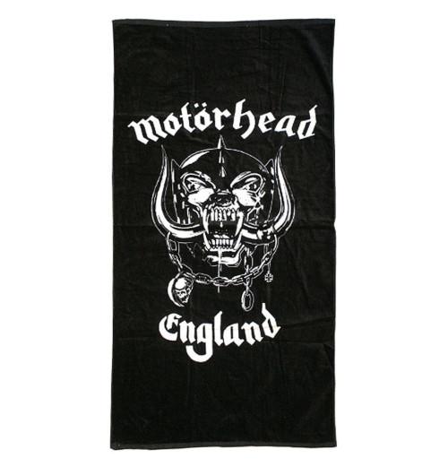 Motorhead - England Beach Towel